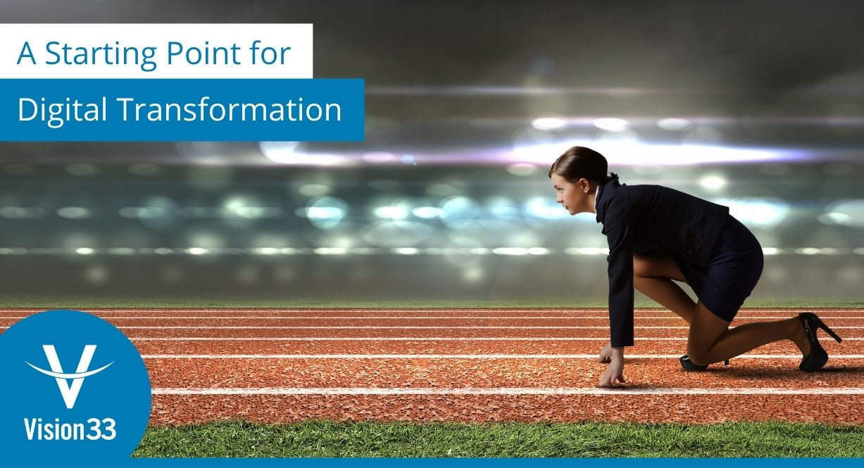 benefits of digital transformation and where to start
