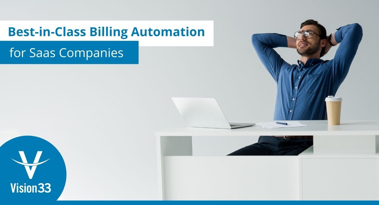 Sage Intacct - billing automation for SaaS companies