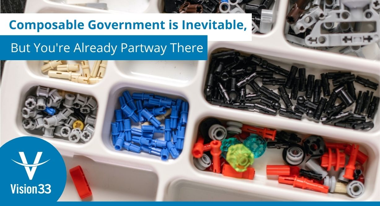 eGovernment - what is composable government?