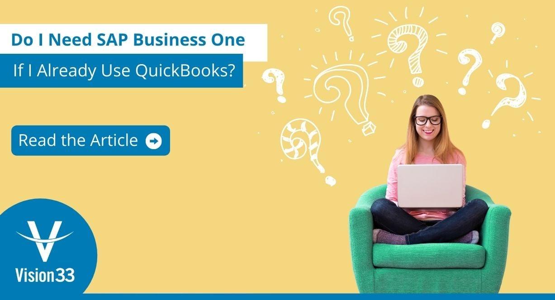 Do I Need SB1 If I Already Use QuickBooks - Read the Article