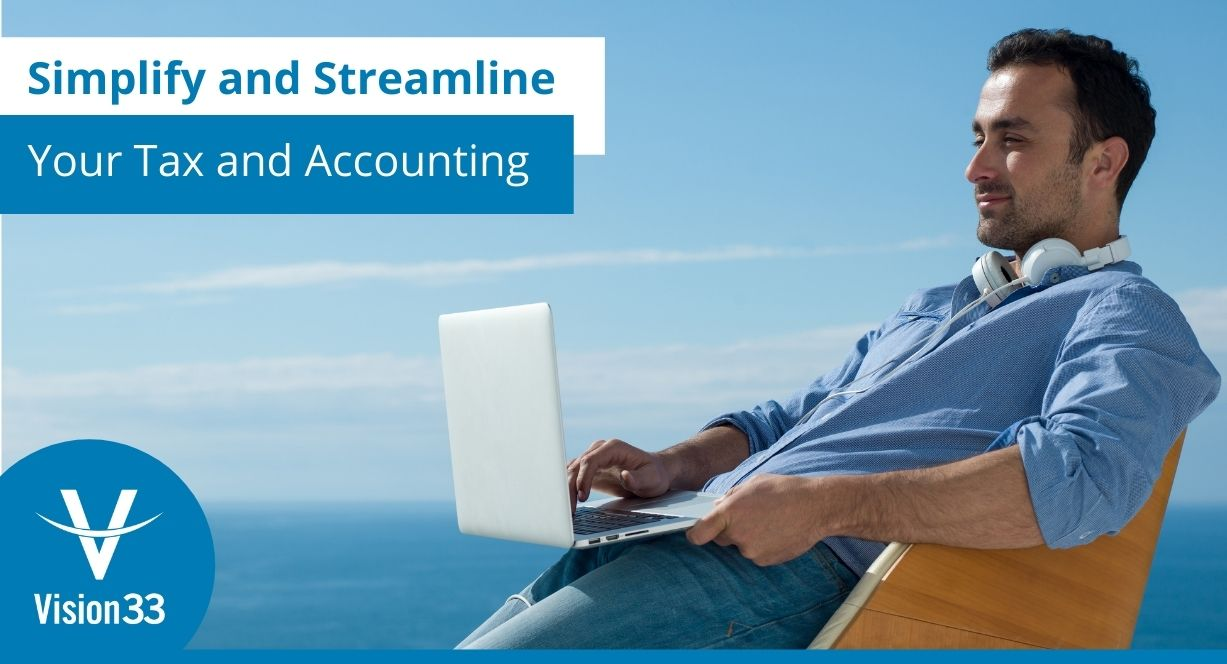 Small Business Tips - simplify and streamline accounting and tax solutions