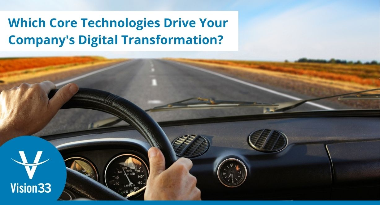 Digital transformation technologies driving growth