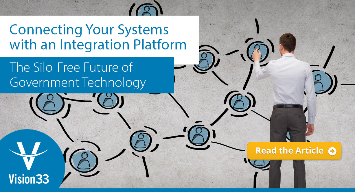 Connecting Your Systemswithan Integration Platform: The Silo-Free Future of Government Technology
