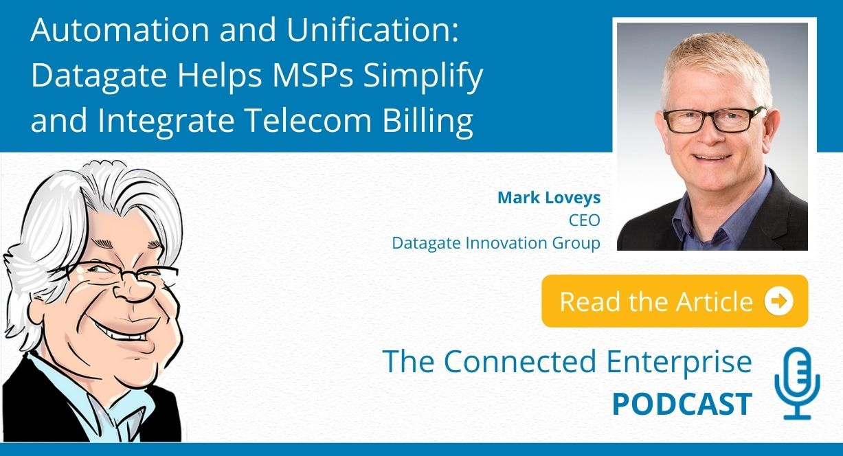 Automation and Unification: Datagate Helps MSPs Simplify and Integrate Telecom Billing